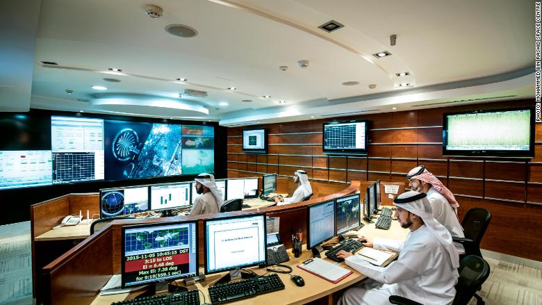 Dubai space center 2