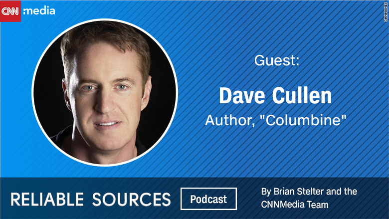 rs podcast dave cullen