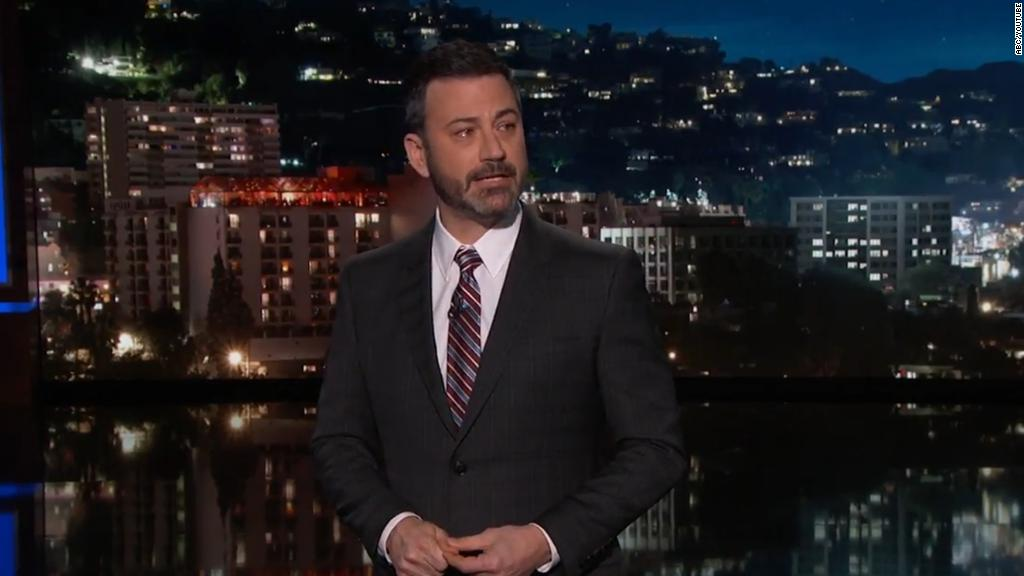 Kimmel to Trump: You've literally done nothing