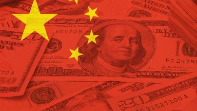 China presents huge rewards for Wall Street -- with big risks