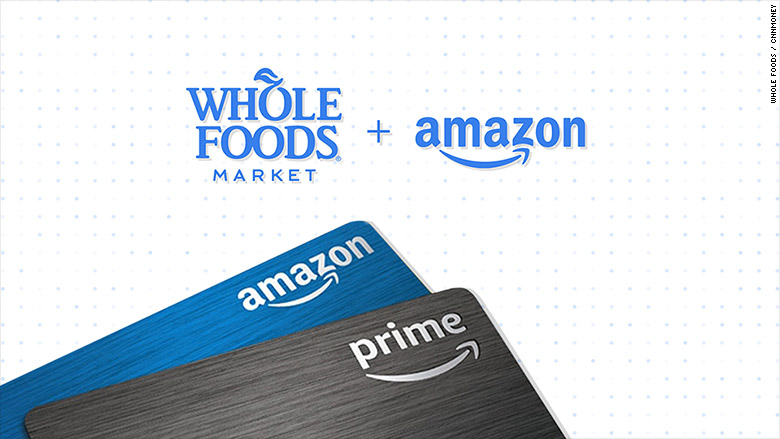 Whole Foods Amazon Credit Card