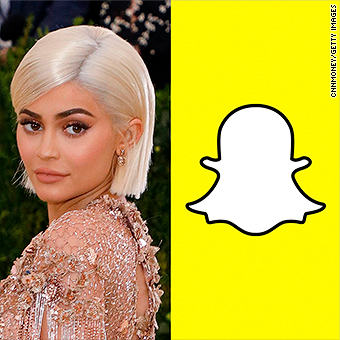 Snapchat stock loses $1 3 billion after Kylie Jenner tweet