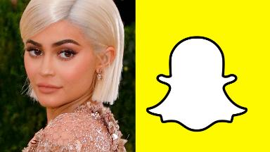 Snapchat stock loses $1.3 billion after Kylie Jenner tweet