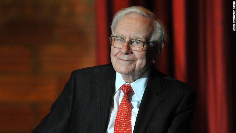 Warren Buffett's March Madness offer: $1M a year for life for perfect bracket