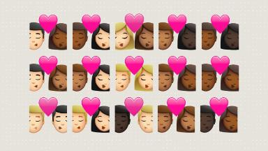 Tinder helps petition for interracial couple emojis
