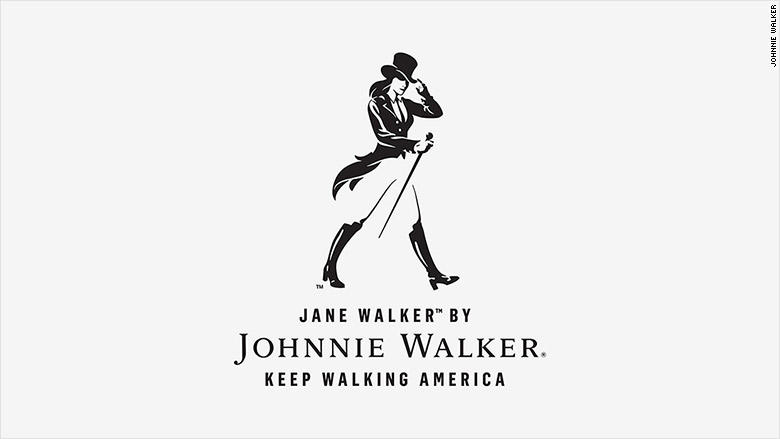 Jane Walker Whisky Diageo Replaces Johnnie On Special Edition Bottles