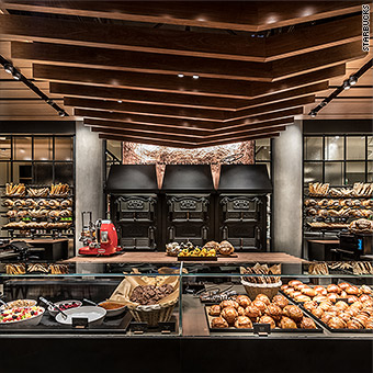 Starbucks Opens Its First Reserve Store In Seattle