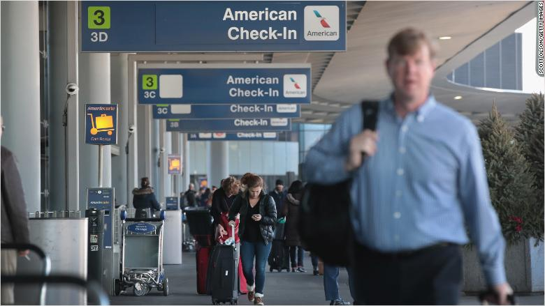American Airlines Chicago OHare