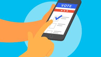 Can this technology modernize how we vote?