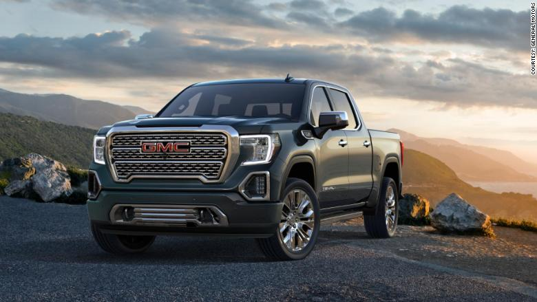gmc sierra denali reveal
