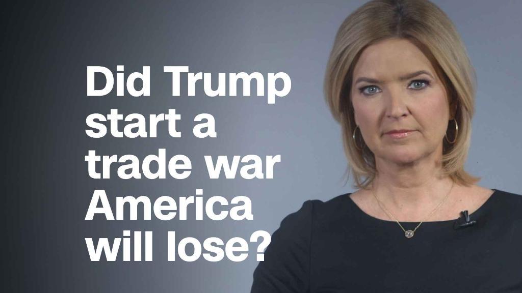 Did Trump start a trade war America will lose?