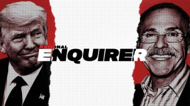BOMBSHELL: Trump's SHOCKING affair with the National Enquirer!...explained