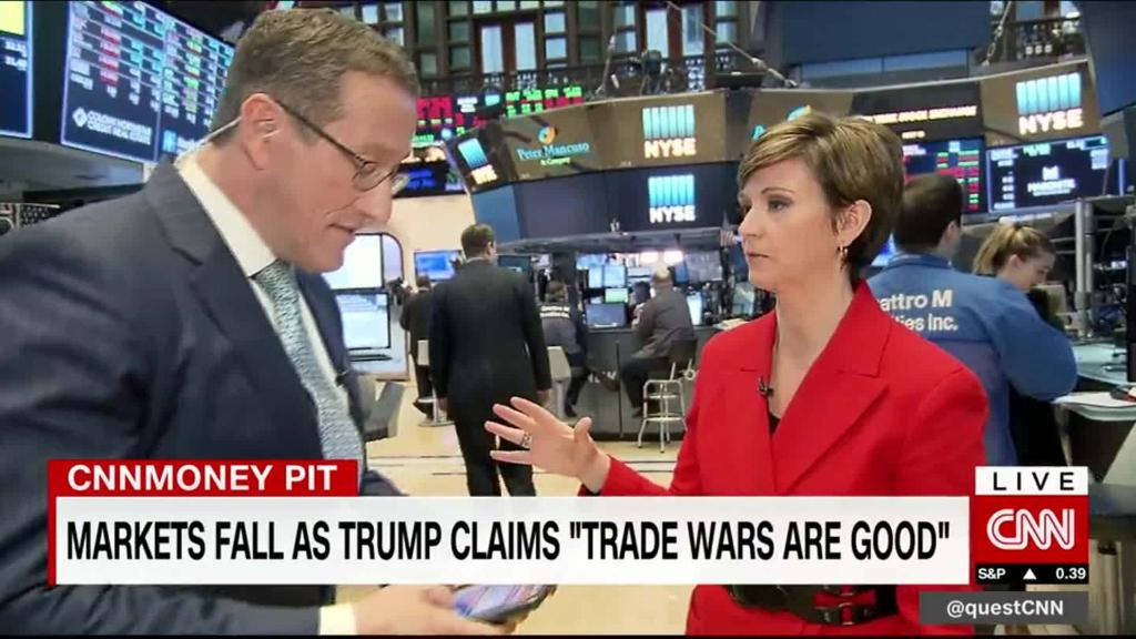 Trade war? Actions, not words, say traders