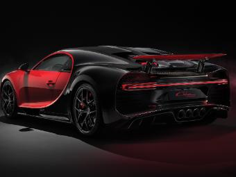 Bugatti Reveals 3 4 Million Chiron For The Race Track