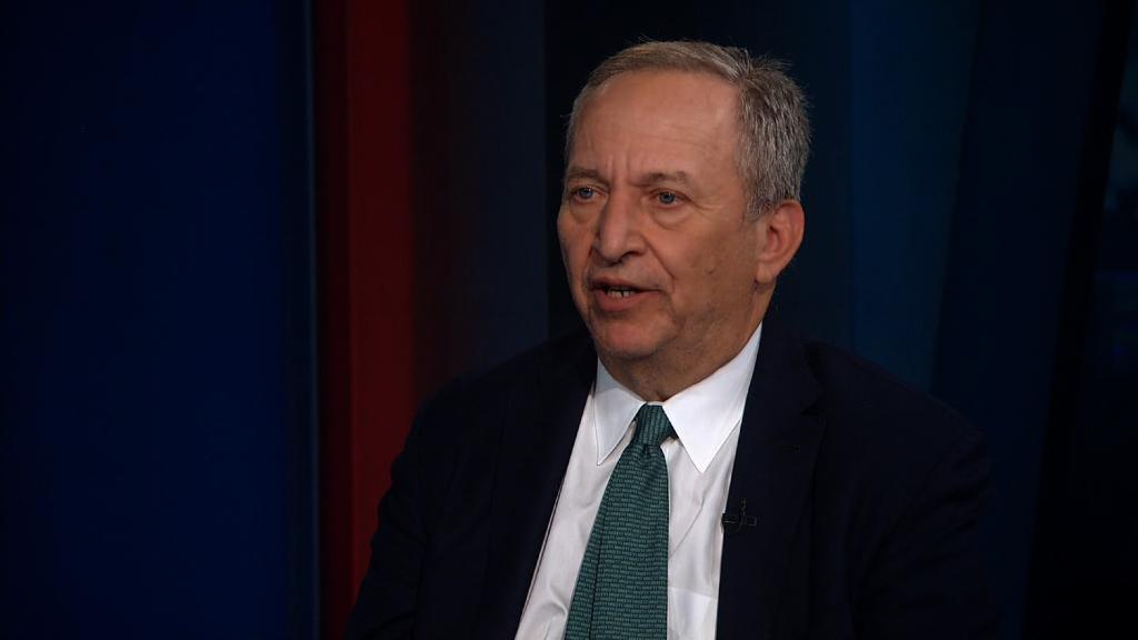 Larry Summers: Trump's tariffs shoot our economy in the foot
