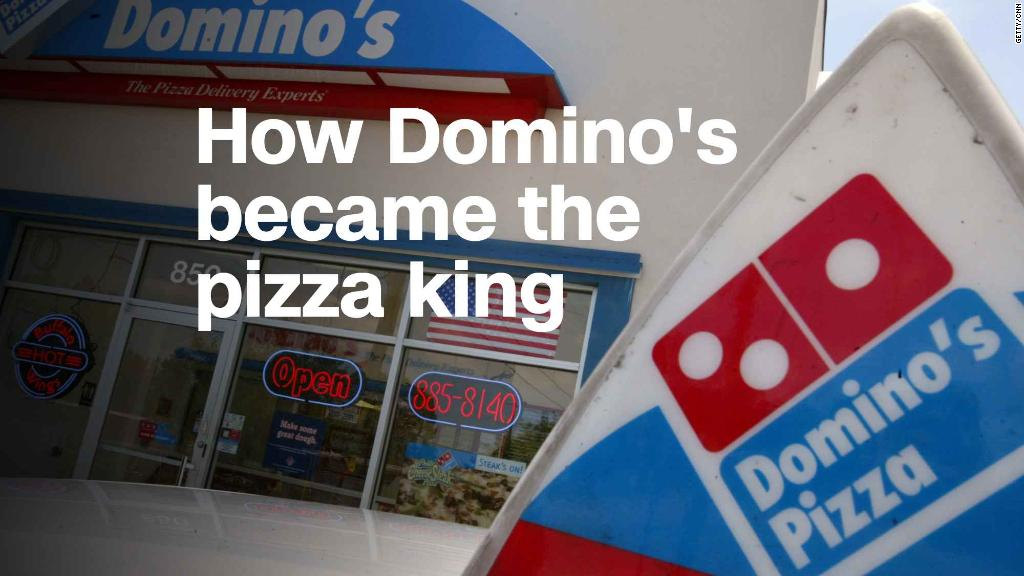 How Domino's became the pizza king
