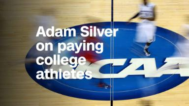 Adam Silver on paying college athletes