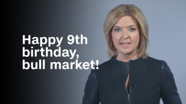 Happy 9th birthday, bull market!