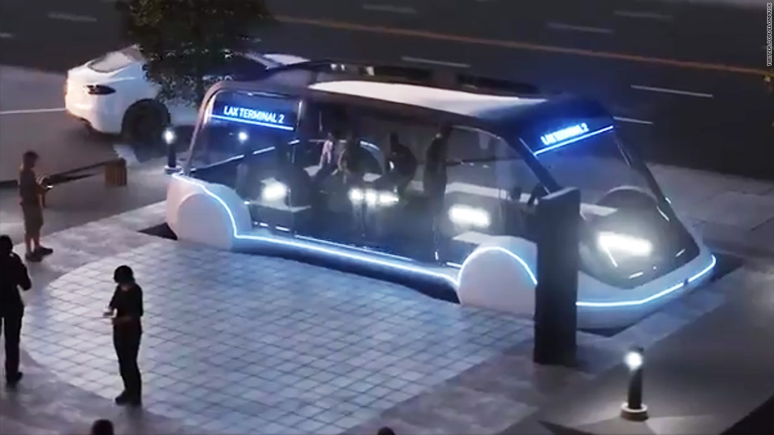 Elon Musk pumps more than $100 million into his Boring Company