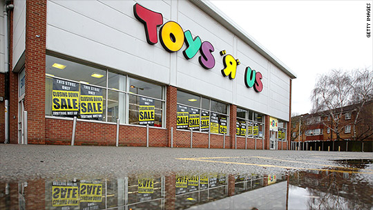 Toys R Us Will Close Or Sell All Us Stores