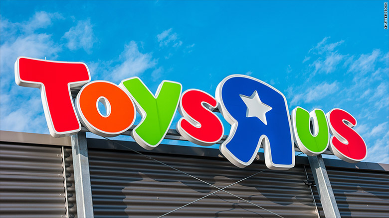 The Death Of The Big Toy Store