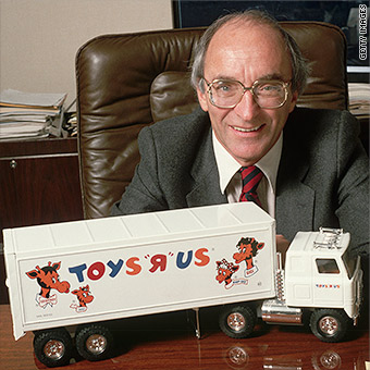 Toys R Us Founder Charles Lazarus Dies Days After The Chain Says