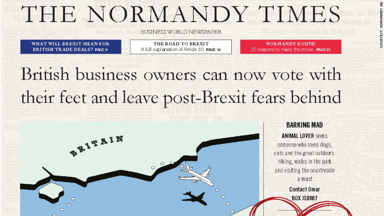normandy times
