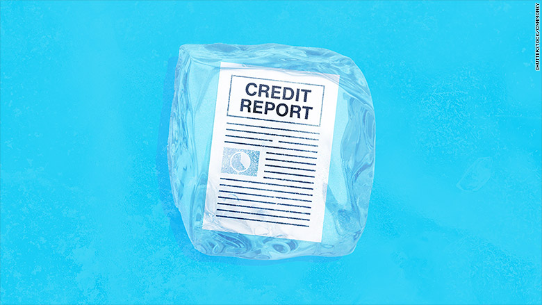 Congress just made credit freezes free