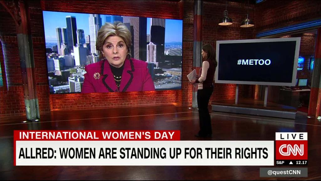 Gloria Allred's 'Year of Empowerment of Women""