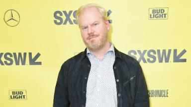 Jim Gaffigan on why he loves comedy (it's not for the laughs)