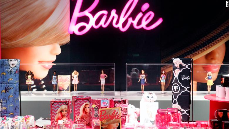 Why Mattel Is Working So Hard To Keep Barbie Relevant