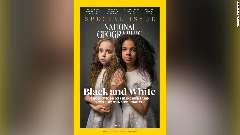 Book With Black And Yellow Cover : National geographic magazine owns up to racist past