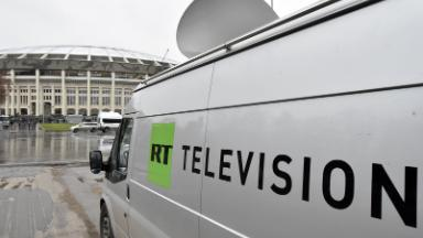 Russia's RT television network will go dark in Washington D.C.
