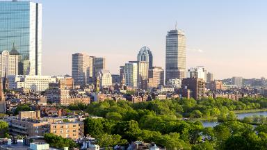 Robot predicts Boston will win Amazon HQ2