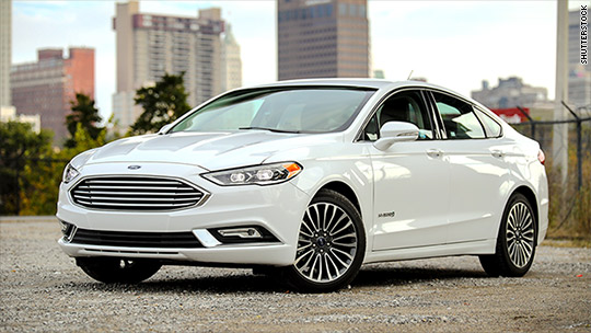 Ford Recalls 1 4 Million Cars Because Steering Wheel Can Come Off