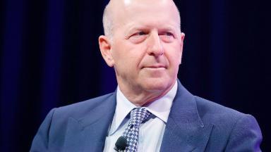 Goldman Sachs names David Solomon as next CEO