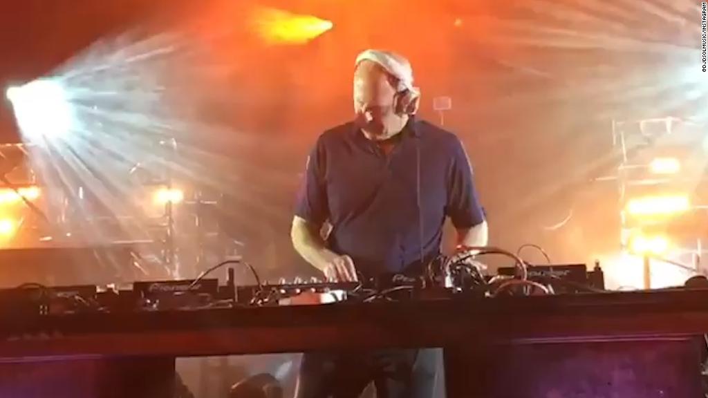 Goldman Sachs' next CEO is a part-time DJ