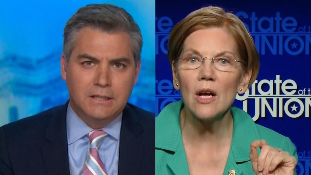 Warren: Banking bill risks another bailout