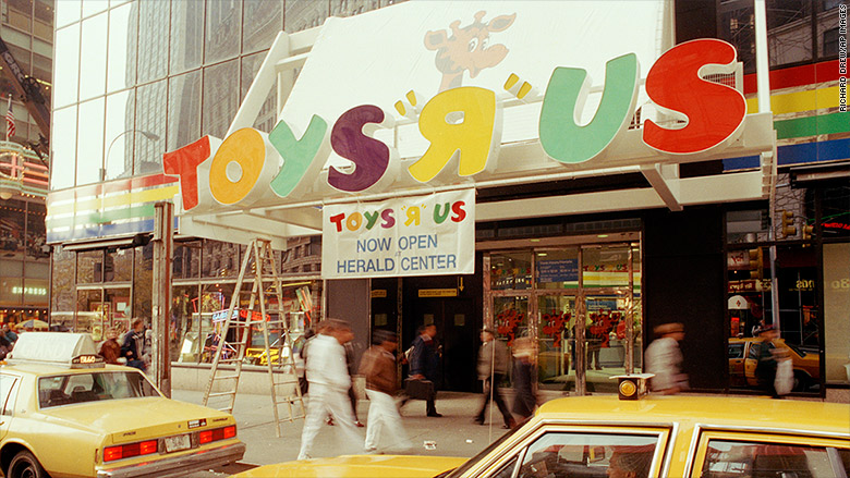toys r us history 1