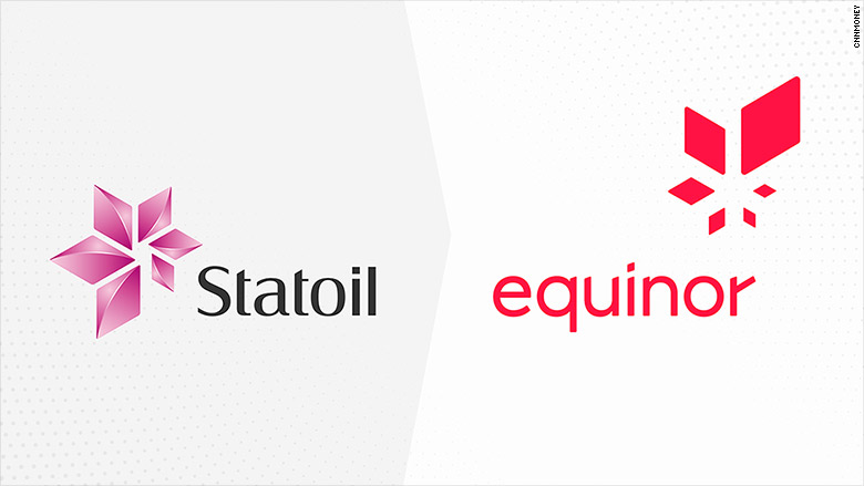 norway u0026 39 s statoil is changing its name to equinor