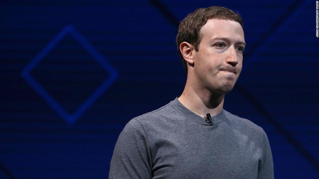 Zuckerberg loses $16 billion in record Facebook fall