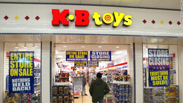 KB Toys aims to fill the void of Toys 'R' Us