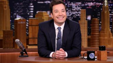 Jimmy Fallon responds to Trump: 'Why are you tweeting at me?'