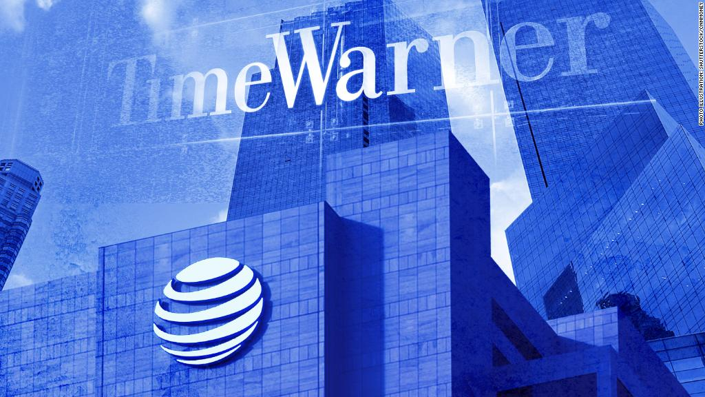 AT&T-Time Warner deal approved