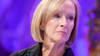 Judy Woodruff named sole anchor of 'PBS NewsHour'