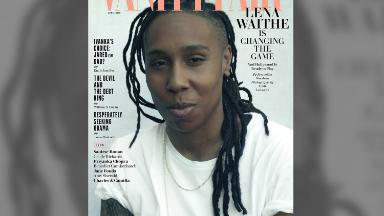 Radhika Jones signals her arrival at Vanity Fair with Lena Waithe cover story