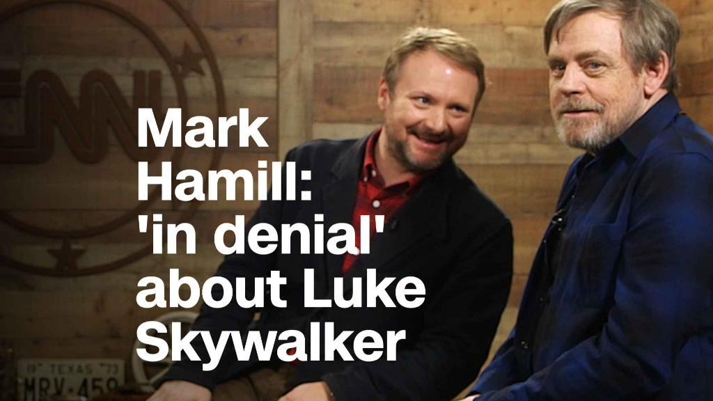 Mark Hamill: Still 'in denial' about fate of Luke Skywalker