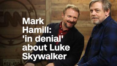 Mark Hamill: Still 'in denial' about fate of Luke Skywalker
