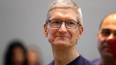 Tim Cook disses Amazon second headquarters search