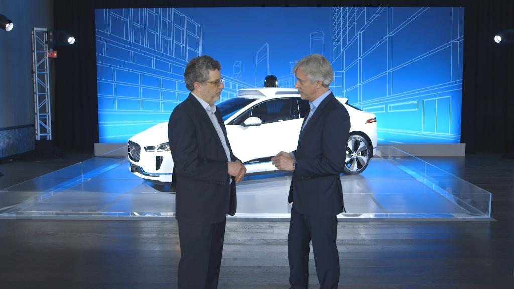 Waymo CEO: Our self-driving technology is safe